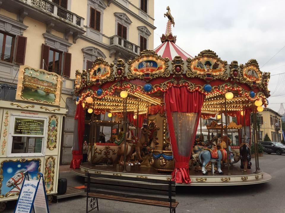 Circus Carousels a Montecatini Terme